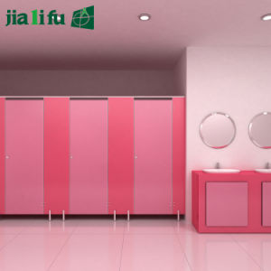 High Pressure Laminate Durable Toilet Partition Supply pictures & photos