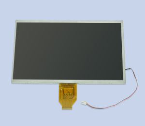 10.1 Inch TFT LCD 1024X600 Color LCD Screen Interface Lvds 40 Pin pictures & photos