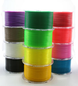 High Precision Orderly Coiled 3D Printer Filament