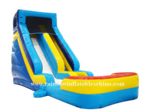 Inflatable Water Slip Slide Clearance Jumbo Water Slide Inflatable Waterslide pictures & photos