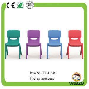 Hot Sale Colorful Plastic Chair Durable (TY-13503) pictures & photos