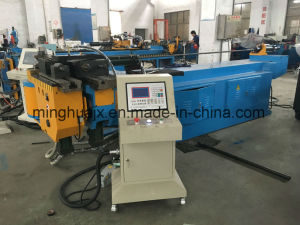 Hydraulic NC Control Pipe Bending Machine (DW110NC) pictures & photos