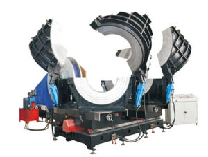 Bzh-1200d PE Pipe Weldinng Machine pictures & photos