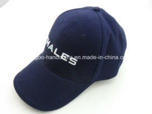Hot Sale Fitted Red Design Promotion Sports Cap pictures & photos