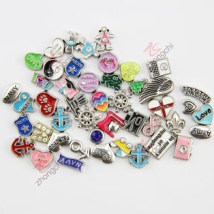 Fashion Jewelry Floating Charms Locket Jewelry Necklace pictures & photos