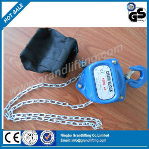 Lifting Chain Block Load Hoist 1 Ton pictures & photos
