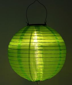 Solar Chinese Lantern String Light pictures & photos