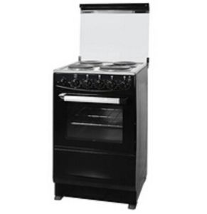 Good Quality 20′′ Free Standing Electric Oven with 4 Burner pictures & photos