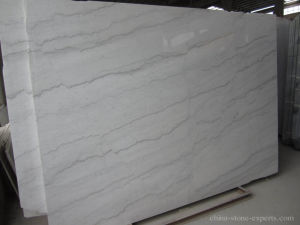 Cheap China White Marble Slab for Floor /Wall pictures & photos