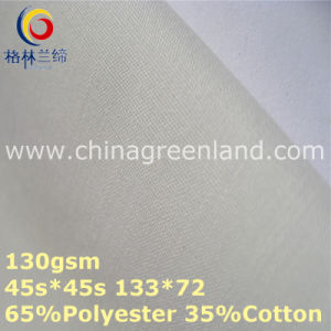 Polyester Cotton Poplin Lining Fabric for Shirt Textile (GLLML364) pictures & photos