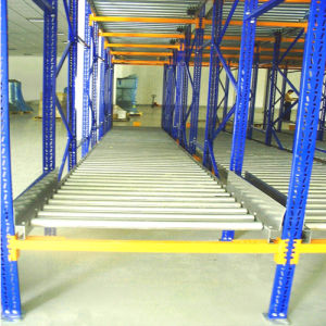 Storage Gravity Roller Pallet Racking pictures & photos