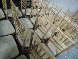 Wood Children Chiavari for Events Banquet Chairs pictures & photos