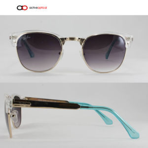 2015 New Fashion Design Polarized Lens Sunglasses with Revo