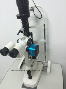 Slit Lamp Microscope with Video Recording Function pictures & photos