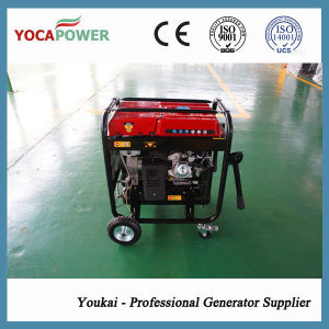 4kw Generating & Welding & Air Compressor Integrated Set by Gasoline Engine pictures & photos