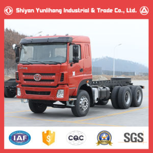 Heavy Dump Truck Chassis Manufacturer pictures & photos