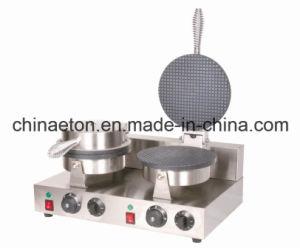2-Plate Cone Baker Machine (ET-XP-2) pictures & photos