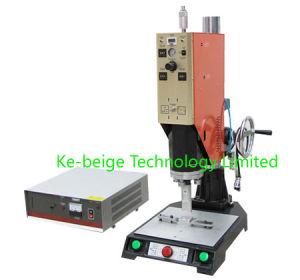 1500W 20kHz Ultrasonic Welding Machine Ultrasound Plastic Welder pictures & photos