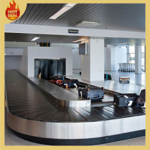 Airport Arrival Baggage Luggage Airport Belt Conveyor System pictures & photos