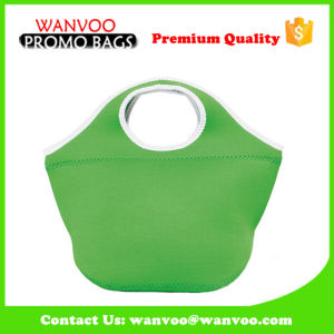 Eco Friendly Fold-up Lunch Bag Tote pictures & photos
