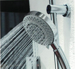 Water Saving Bath Chrome Shower Head Multi-Function pictures & photos
