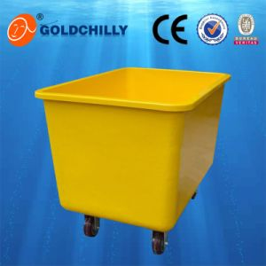 Best Selling High Quality Laundry Shop Used Cart/Trolley/ Linen Cart for Hotel/Hospital Prices pictures & photos