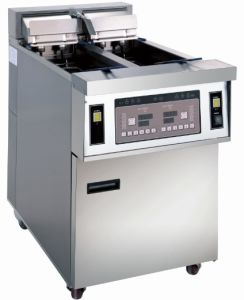 2015 New Design Electric Open Fryer Ofe-28A pictures & photos
