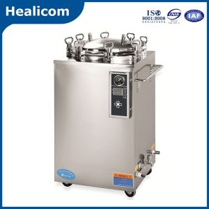 Automatic Vertical Pressure Steam Sterilizer with Ce (HVS-50D) pictures & photos