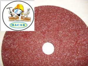 Aluminum Oxide Abrasive Fiber Disc Manufacturer for Grinding&Polishing pictures & photos