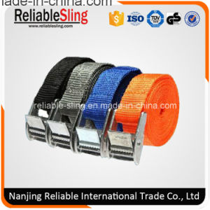 Pes Material Motorcycle Colorful Cam Locking Bundle Strap pictures & photos