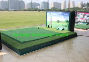 Golf Ball Auto Tee up Machine Auto Tee up System for Driving Ranges pictures & photos