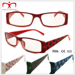 Christmas Gift Reading Glasses with Sweet Pattern (WRP508287) pictures & photos