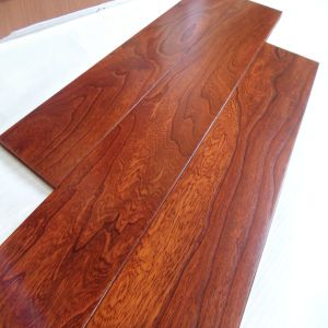 Charming Design Natural Texture Elm Engineered Wood Flooring