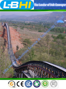 1400mm CE ISO Overland Energy-Saving Belt Conveyor with Rubber Belt pictures & photos