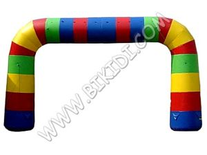 Inflatable Arch, Inflatable Finish Line Archway with Your Logo for Promotion, Include CE/UL Blower pictures & photos