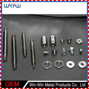 Machined Part Precision Metal Processing Part CNC Turning Mechanical Part pictures & photos