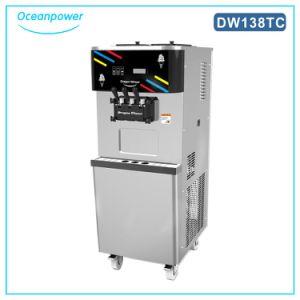 3 Flavor Ice Cream Machine (Oceanpower DW138TC) pictures & photos