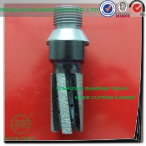 Diamond Segmented G1/2 Inch Drilling Finger Bit for Stone Milling and Drilling pictures & photos