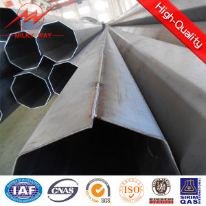 Electricity Steel Tubular Poles pictures & photos