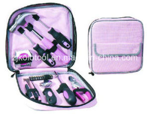 19PC Pink Tool Handbag for Lady Use pictures & photos
