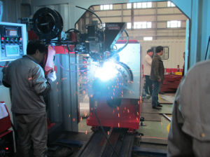 Piping Prefabrication Line (CONTAINERIZED TYPE) pictures & photos