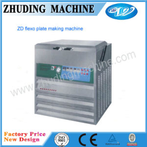 Sensitive Resin Plate Flexo Making Machine pictures & photos