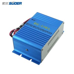 Suoer Power Supply Converter DC 24V to DC 12V Converter with CE RoHS (DC-150A) pictures & photos