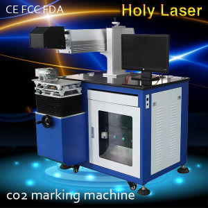 High Speed Nonmetal Laser Markingmachine pictures & photos