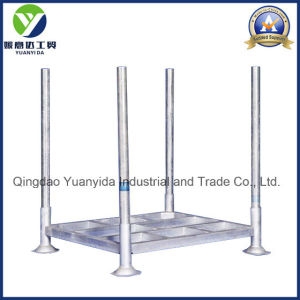 Small Heavy Duty Warehouse Post Pallet Stillage/Steel Pallets pictures & photos