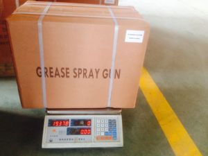 10000psi Heavy Duty Manual Operated Grease Gun pictures & photos
