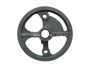 Elevator Pulley, Elevator Wheel, Elevator Sheave Pulley pictures & photos