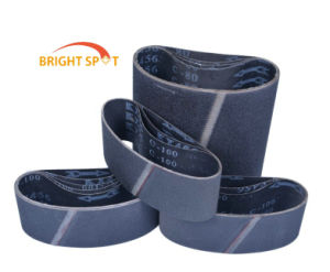 Floor Sanding Belts/Silicon Carbide/Ceramic Abrasives/Narrow Belt pictures & photos
