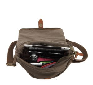 Wholesale Products Man Washed Canvas Shoulder Bag (RS-H9146-2) pictures & photos