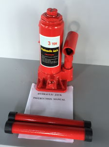 High Quality Hydraulic Bottle Jack (HBJ-A) pictures & photos